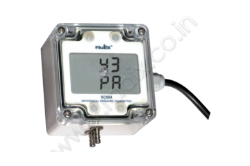 Differential Pressure Sensors and Transmitters