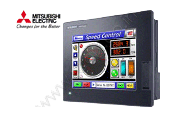Mitsubishi Graphic Operation Terminal - HMI