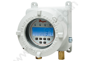 DH3 Differential Pressure Controller