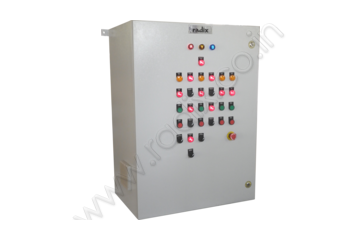 Variable Frequency Drive (VFD) Control Panel