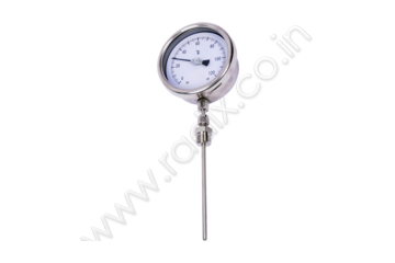 Dial Thermometer - Gas Filled (Temperature Gauge)
