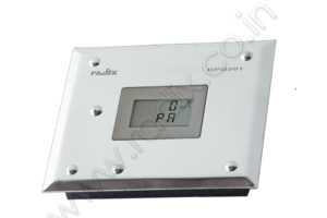 BATTERY OPERATED DIFFERENTIAL PRESSURE INDICATOR