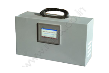 Touch Screen Data logger