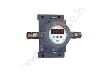 Flameproof Pipe Mount Temperature Transmitter