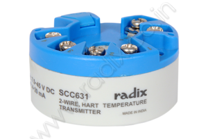Head Mount Temperature Transmitter with HART Communication