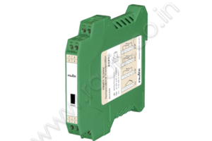 DIN Rail Temperature Transmitter with HART Communication