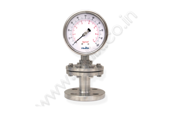 Flanged Sealed Gauge with I-Section Sealed Unit