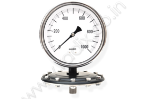 Low Pressure Diaphragm Gauge