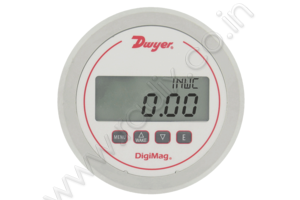 DigiMag® Digital Differential Pressure and Flow Gages