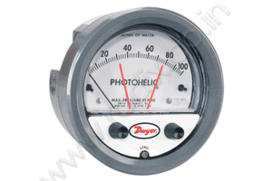 Photohelic® Switch/Gage