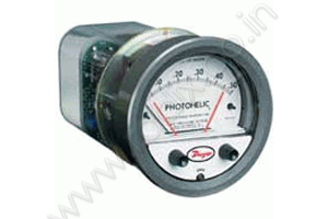 Photohelic® Pressure Switch/Gage with Integral Transmitter