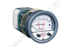 Photohelic® Pressure Switch/Gage
