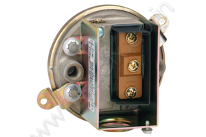 Compact Low Differential Pressure Switch
