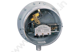 Gas Pressure/Differential Pressure Switch