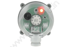 Adjustable Differential Pressure Alarm