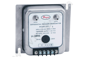 Low Range Differential Pressure Transmitter