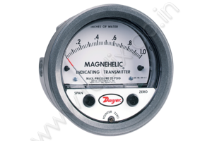 Magnehelic® Differential Pressure Indicating Transmitter
