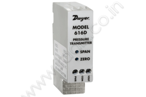 DIN Rail Differential Pressure Transmitter