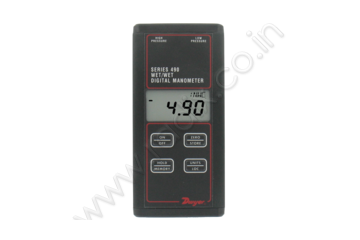 Wet/Wet Handheld Digital Manometer