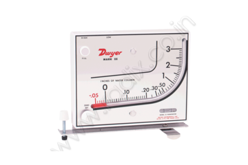 Molded Plastic Manometer