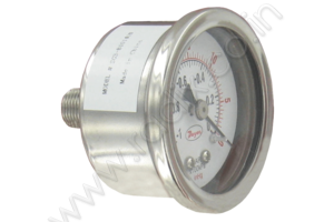 "1.5"" Stainless Steel Industrial Pressure Gage"