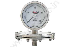 Stainless Steel Low Pressure Schaeffer Gage