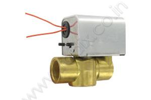 Two-Way Zone Valve