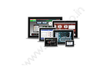 Graphic Operation Terminal - HMI