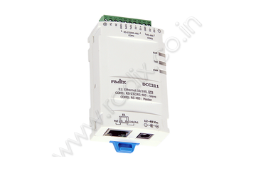 SERIAL TO ETHERNET CONVERTER   WITH DUAL MASTERS