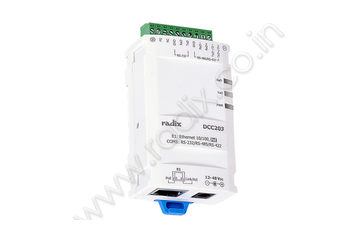 ETHERNET TO SERIAL CONVERTER - MULTI HOST (converts both ways)