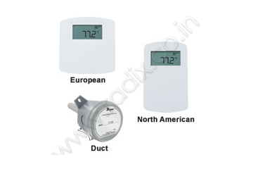 Series CDTR Carbon Dioxide/RH/Temperature Transmitter
