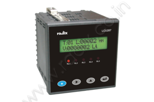 Level Controller for Transmitters
