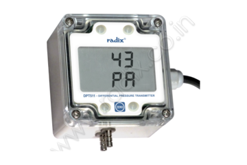 Differential Pressure Transmitter (Dual LCD)